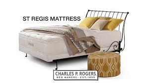 charles p rogers mattress. Brilliant Mattress St Regis Mattress From Charles P Rogers Inside P