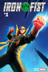 Iron fist coming out march 2008