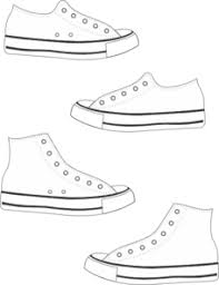 converse shoes black and white clipart. pin converse clipart #10 shoes black and white c