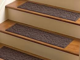 bullnose carpet stair treads home stairs decoration convenience throughout rugs designs 11