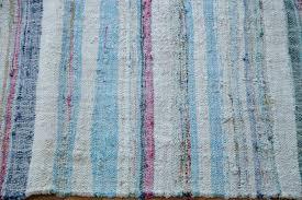 large rag rug