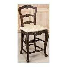 rush seat chairs reion country french rush seat counter chair rush seat chairs made in italy
