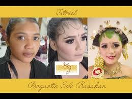 tutorial makeup pengantin solo basahan by noors rias pengantin