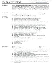 One Page Resume Template Word Unique One Page Resume Template Word Verbeco