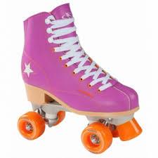 <b>Роликовые коньки HUDORA Roller</b> Disco, Gr. 42, lila/orange ...