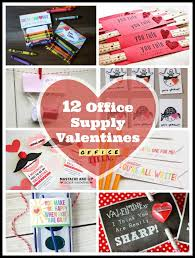 valentines ideas for the office. Office Supply Valentine Ideas Valentines For The B