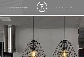 warehouse style lighting. Russia Warehouse Creative Diamond Ceiling Lights Black Iron Industrial Lamp Vintage Loft Retro Style Light Lighting