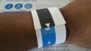 Microsoft Band 2 Size Chart Microsoft Band 2 How To Pick Your Size