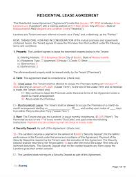 Lease agreement and rental agreement forms are among the most popular legal forms for rentals. Free Rental Lease Agreement Templates Pdf Word