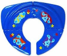 Blues Clues Potty Chart Ginsey Potty Training For Sale Ebay