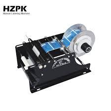 HZPK Free Shipping Portable Manual Labeling <b>Machine</b> Small ...
