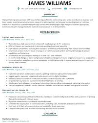 Resume For Sales Associate Sales Associate Resume Sample ResumeLift 4