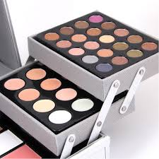newest professional large make up kit full collection eyeshadow blush concealer lipstick makeup palette 3d collection for gift in eye shadow from beauty