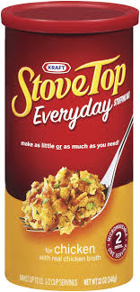 stove top stuffing logo. just stove top stuffing logo