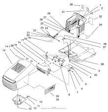 71193 toro riding lawn mower wiring diagram wiring data