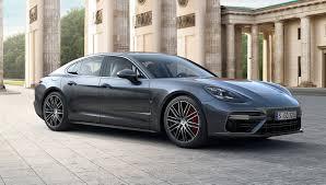 The 2017 Porsche Panamera Presents a Powerful Split Personality ...
