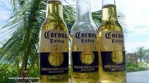 Cerveza Corona Extra, das Bier mit der Limette
