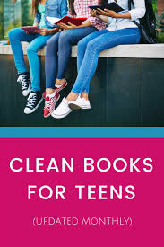 April books safe teen