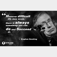 Stephen Hawking Quotes 40 Best Quotes MostFamous Sayings Unique Most Famous Sayings
