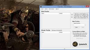 Total War Attila Game Mod Mod Manager V 2 0 Download