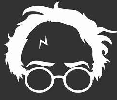 Bernie Potter Car Window Decal | Etsy