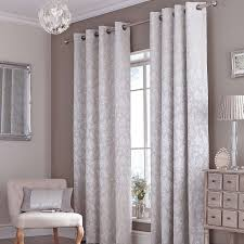 Dunelm Mill Kitchen Curtains Silver Canterbury Curtain Collection Dunelm Aliaa Pinterest