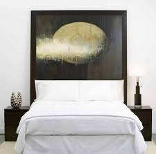 this is the related images of Art As Headboard