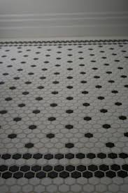 140+ Ways to Make Any Bathroom Feel Like an At-Home Spa. Hexagon Floor TileBathroom  ...