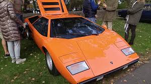 1974 Lamborghini Countach - YouTube