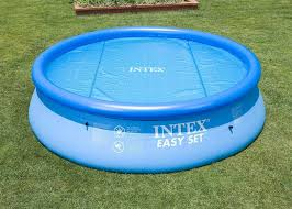 above ground pool solar covers. Intex Above Ground Pool Solar Cover Covers
