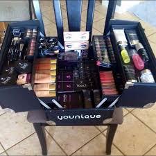makeup younique make up trunk
