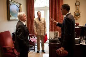 file president barack obama talks with secretary of defense robert gates left and fileobama oval officejpg