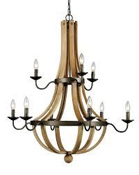 best 9 light chandelier laurel foundry modern farmhouse dimitri 9 light candle style