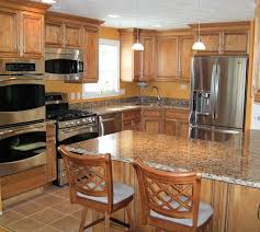 Split Level Kitchen Good Split Level Kitchen Remodel Pictures Further Inspirational