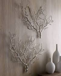 Decorating with Branches. I love trees, simple as that. So I have to