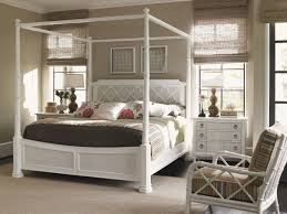 Poster Bedroom Furniture Ivory Key Southampton Poster Bed Lexington Home Brands