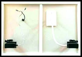 in wall speaker wire plate cover spe