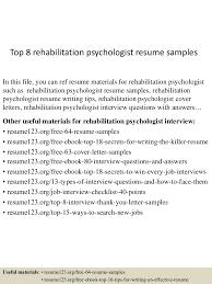 rehabilation nurse sample resume google doc template resume dance community service nursing resume top8rehabilitationpsychologistresumesamples 150730080857 lva1 app6892 thumbnail 4 6599