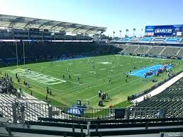 Los Angeles Chargers Seating Chart Chargers Seating Mymedinote Co