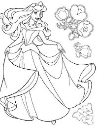 Coloring Pages For Princess Ccdckyorg