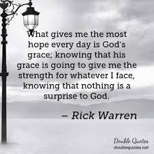 God's Grace Quotes