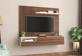 hailey wall mounted tv unit exotic