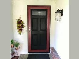Door Top Light How To Choose A Screen Door Todays Entry Doors