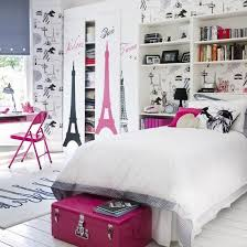 Girls Paris Bedroom Ideas 3