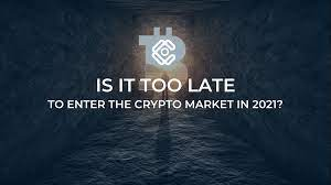 Im going to show you when its too late to get into bitcoin based on historical price action. Is It Too Late To Enter The Crypto Market In 2021 By Sylvain 4c Trading Medium