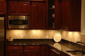 cabinet under lighting. for the backlighting of tabletop and kitchen set you can also use single lighting fixtures u2013 spots constructed with leds technology cabinet under i