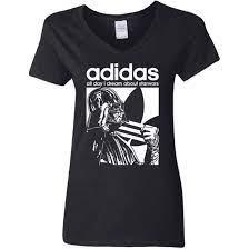 Star Wars Adidas Darth Vader Women's V-Neck T-Shirt - UnicornAZ - Fortnite,  Sport, Trending apparel