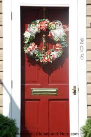 wreaths for front doorsDecorative Front Door Wreaths  Perfect Year Round