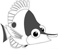 Finding Nemo Coloring Page Disney Coloring Page Picgifscom