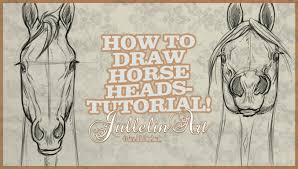 horse face drawing front. Modren Face Throughout Horse Face Drawing Front